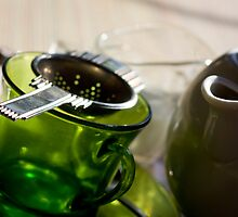 Green Tea for One by Mandi Whitten