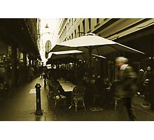 Walk Through Time Photographic Print