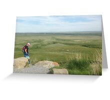 Discovering the Prairies Greeting Card