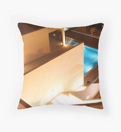 reflected light... Throw Pillow