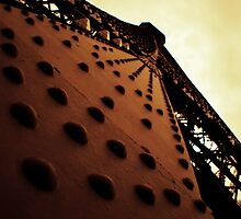 The nuts and bolts of the Eiffel by oddoutlet