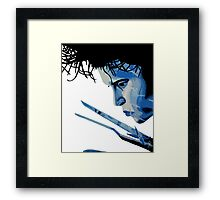 Edward Scissorhands Framed Print