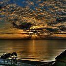 Silversands Resort Sunrise by greg1701