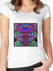 State of Mind Women's Fitted Scoop T-Shirt