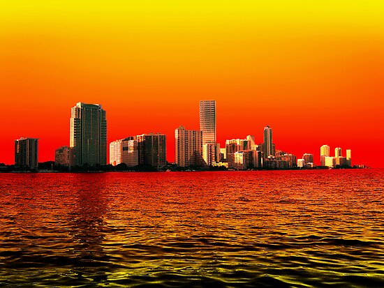 Miami  by fullpruf