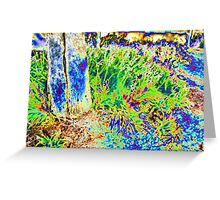 Color Me Bright Greeting Card