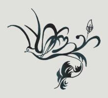 Renaissance dove flight by cheska