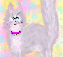 Persian Cats and Kittens  by Julie Everhart