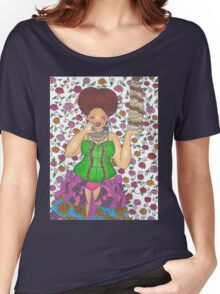 Let Her Eat Cake Women's Relaxed Fit T-Shirt