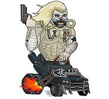 Immortan Joe - Mad Max: Fury Road (Ed Roth Tribute) Photographic Print
