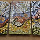 For Brenna - Mosaic Panels - Darwin Inspired by chijude