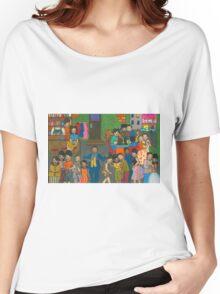 Soul Café  Women's Relaxed Fit T-Shirt