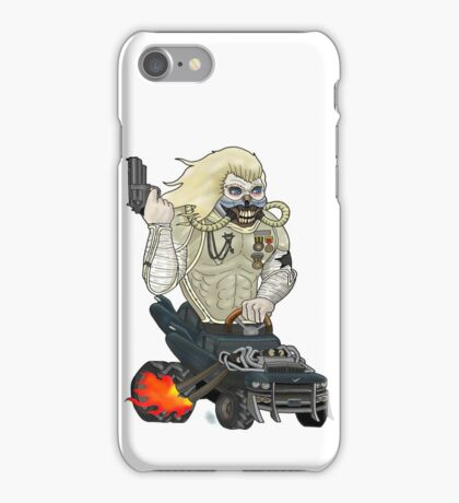 Immortan Joe - Mad Max: Fury Road (Ed Roth Tribute) iPhone Case/Skin