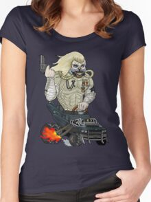 Immortan Joe - Mad Max: Fury Road (Ed Roth Tribute) Women's Fitted Scoop T-Shirt
