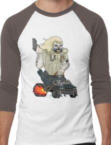 Immortan Joe - Mad Max: Fury Road (Ed Roth Tribute) Men's Baseball ¾ T-Shirt