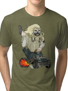 Immortan Joe - Mad Max: Fury Road (Ed Roth Tribute) Tri-blend T-Shirt