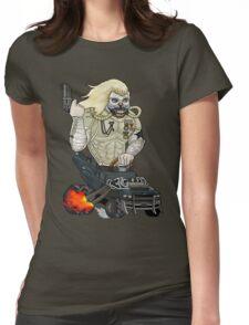 Immortan Joe - Mad Max: Fury Road (Ed Roth Tribute) Womens Fitted T-Shirt