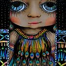 Little Cleopatra by © Karin  Taylor