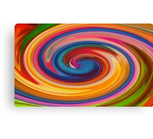 LOST-  Art + Products Design  Canvas Print