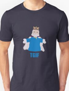 TGIKF - Thank God it's King Friday Unisex T-Shirt