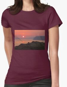Sunset From Jurassic Coast T-Shirt