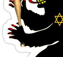 Bear Jew Inglorious Basterds (Bastards) Sticker