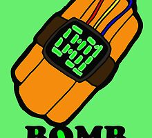 BOMB by Ben Sloma