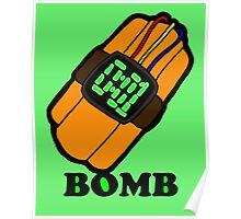 BOMB Poster