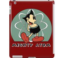 Mighty Atom iPad Case/Skin