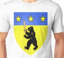Bear Jew Crest Inglorious Basterds (Bastards) Unisex T-Shirt