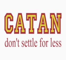 Settlers of Catan: Don't Settle For Less by gleekgirl