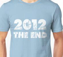 2012 The End 12.21.12 Mayan Calendar Unisex T-Shirt