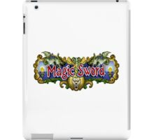 Magic Sword iPad Case/Skin