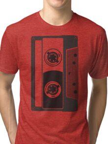 Big Cassette Tri-blend T-Shirt