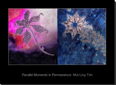 """""""Parallel Moments in Permanence"""" by Mui-Ling Teh"""