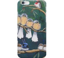 Amongst the Leaves iPhone Case/Skin