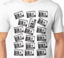 Cassette Tape Multiples Unisex T-Shirt