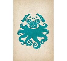 octopug Photographic Print
