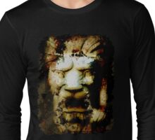 Lion Destruction Long Sleeve T-Shirt