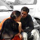 ROMANCING IN PARKING LOT by RakeshSyal
