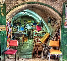 Jerusalem Workshop by NeilAlderney