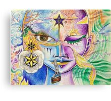Duality - Yoseph and Moriah Hope Canvas Print