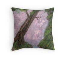 A Forest's Heart Throw Pillow