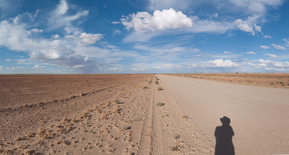 Alone in the Outback by wolfcat