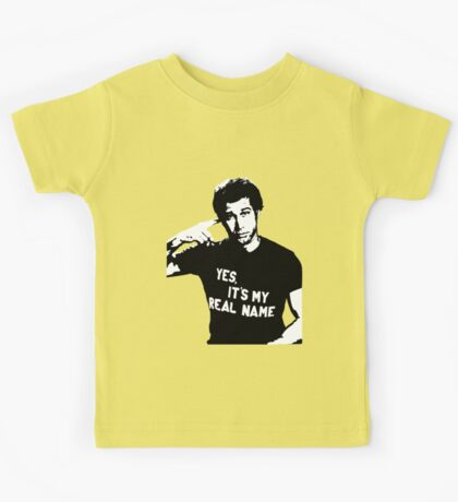 Chevy Chase Kids Tee
