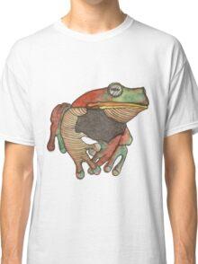We all know Frogs go La-di-da-di-da! Classic T-Shirt