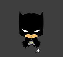Batman MiniU by jasper37