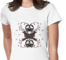 Avante Garde Womens Fitted T-Shirt