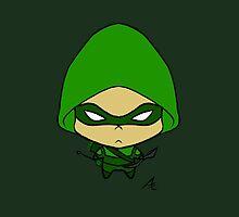 Green Arrow miniU by jasper37