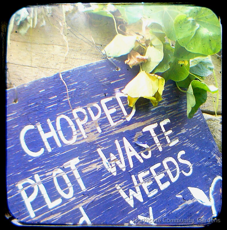 Compost Rules by Northcote Community Gardens Redbubble
